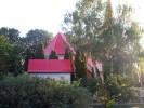 Čermany - strecha kostola