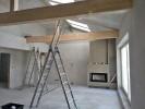 Súkromná rezidencia Šamorín - nátery interiérov - Jupol